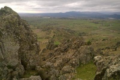Senderismo Cerro San Pedro