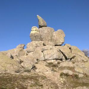 Senderismo al Pico del Fraile