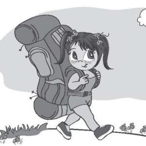 Senderismo con niños por Las Machotas (El Caminante y su Sombra)