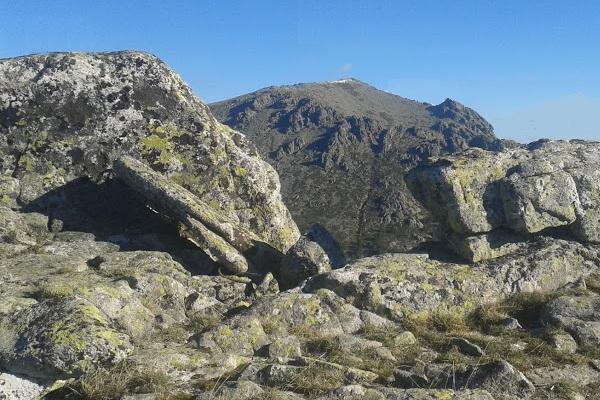 Senderismo por la Cuerda de las Cabrillas (Navacerrada) con El Caminante y su Sombra
