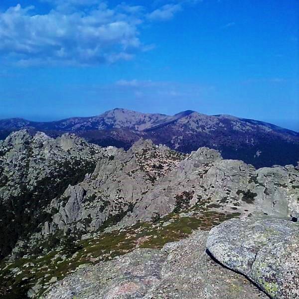 Montañismo por Siete Picos o Sierra del Dragón