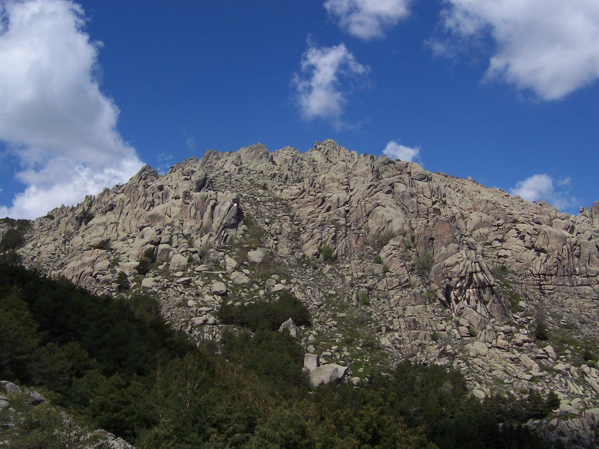 Senderismo Xtrem - Integral de la Pedriza - El Caminante y su Sombra