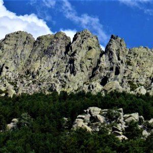 Senderismo a Las Torres de La Pedriza