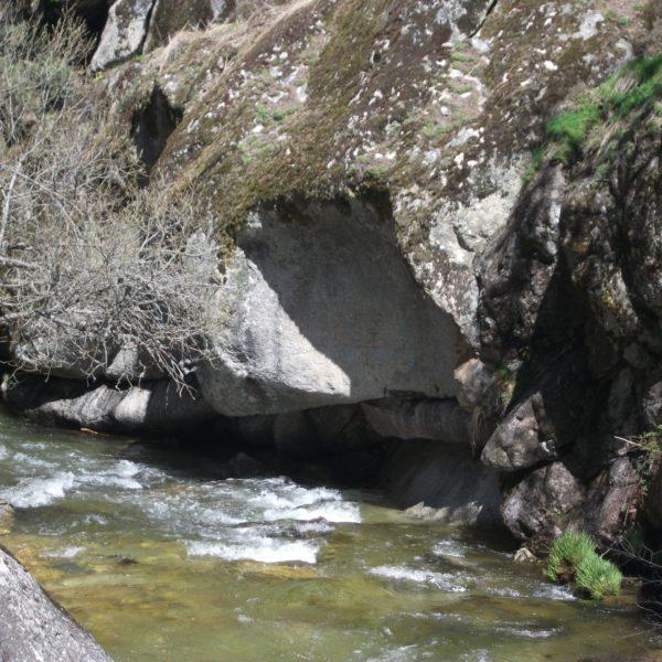 Senderismo - Baño de Venus- El Caminante y su Sombra