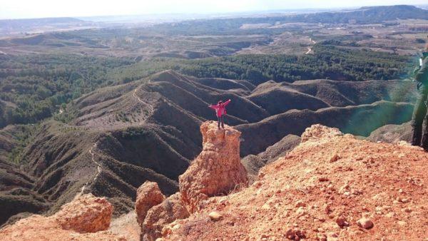 Senderismo por el Soto del Henares con El Caminante y su Sombra
