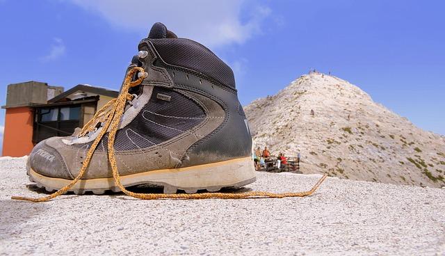 Botas de montaña senderismo
