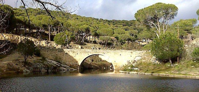 Senderismo Río Becedas