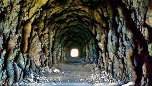 Túnel Vía Verde del Alberche