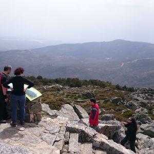 Senderismo a Cabeza Líjar con El Caminante y su Sombra