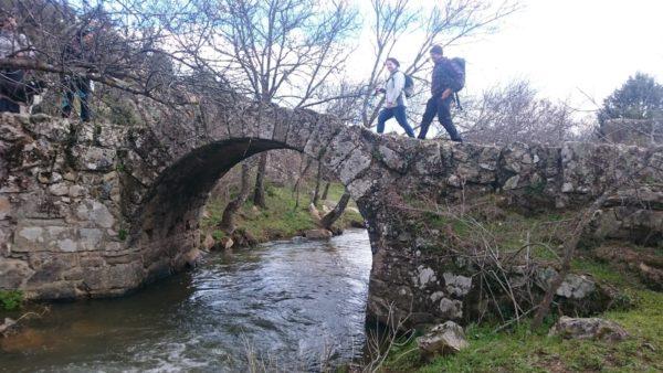 Puente romano de Almorox