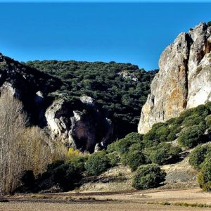 Senderismo Barranco Río Dulce Aragosa