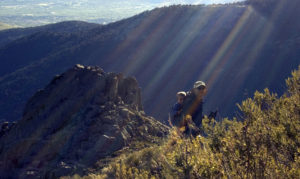 Senderismo a La Maliciosa con El Caminante y su Sombra