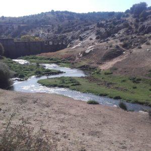 Senderismo por el Río Manzanares a su paso por Colmenar Viejo con El Caminante y su Sombra