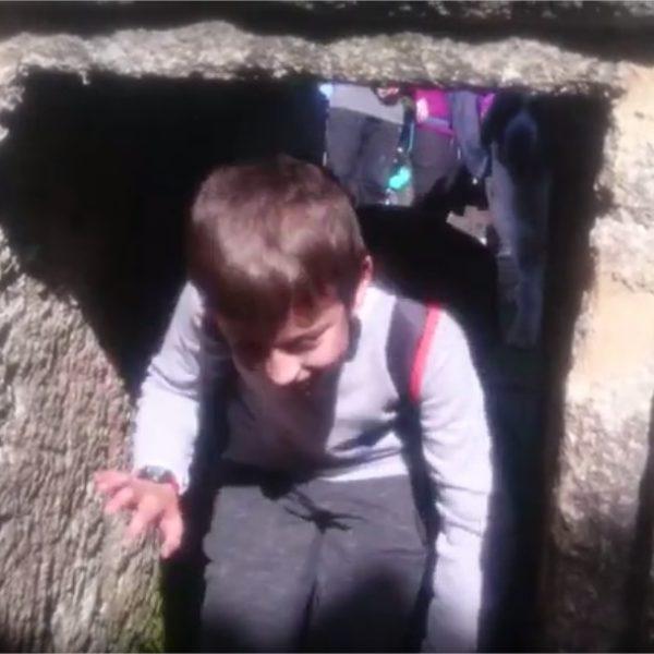 Senderismo con niños por el Río Manzanares