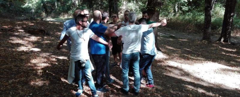 Team Building con El caminante y su Sombra
