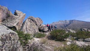 Senderismo por las dehesas de Los Molinos con El Caminante y su Sombra