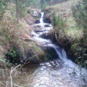 """Senderismo por la Garganta del Río Moros con """"El Caminante y su Sombra"""""""