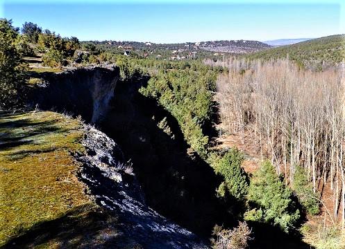 """Senderismo por el Río Caslilla con """"El Caminante y su Sombra"""""""