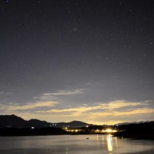"""Senderismo nocturno con """"El Caminante y su Sombra"""""""