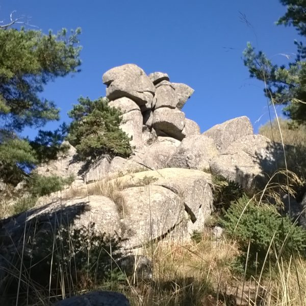 Senderismo por Balat Humayd con El Caminante y su Sombra