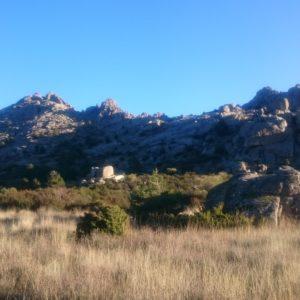 Senderismo por Valdemanco con El Caminante y su Sombra