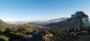 Panorama mirador san rafael